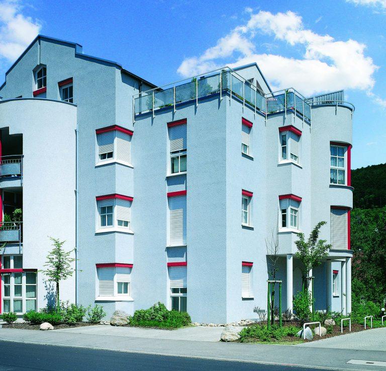 Sonnenschutz Rollladen von Fenster und Türen Wagner Hemau